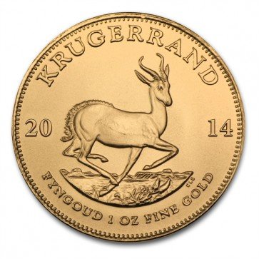 South African Gold Krugerrand for sale from US Gold Firm