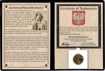 Pope John Paul II 25-Year Anniversary Album