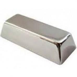 100 oz .999 Generic Silver Bar