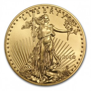 Golden Eagle Coins - Lady Liberty Bullion Coin - US Gold Firm