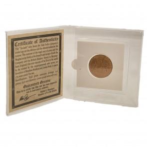 Admiral Gardner Shipwreck Treasure Coin Mini Album (Low Grade)