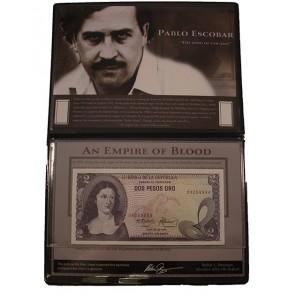 Pablo Escobar: The King of Cocaine (Banknote Album)