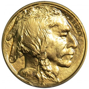 $50 American Gold Buffalo One Ounce (1 oz) Coin - (Date Our Choice)