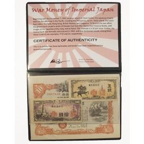 War Money of Imperial Japan Album