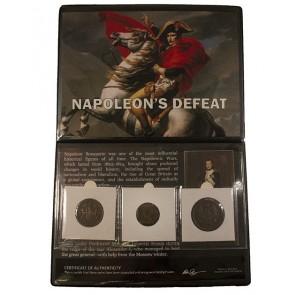 Napoleon's Defeat: A Three-Coin Album