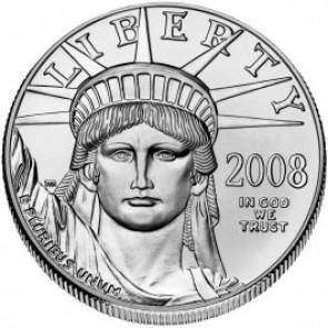 American Platinum Eagle 1 Troy oz