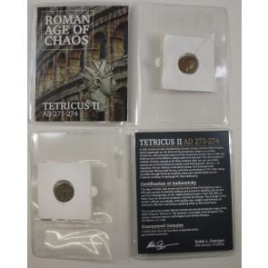 Tetricus 2ndMid-Sized Album