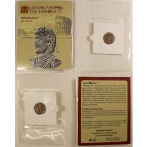 Valentinian 1st Mid-Sized Album