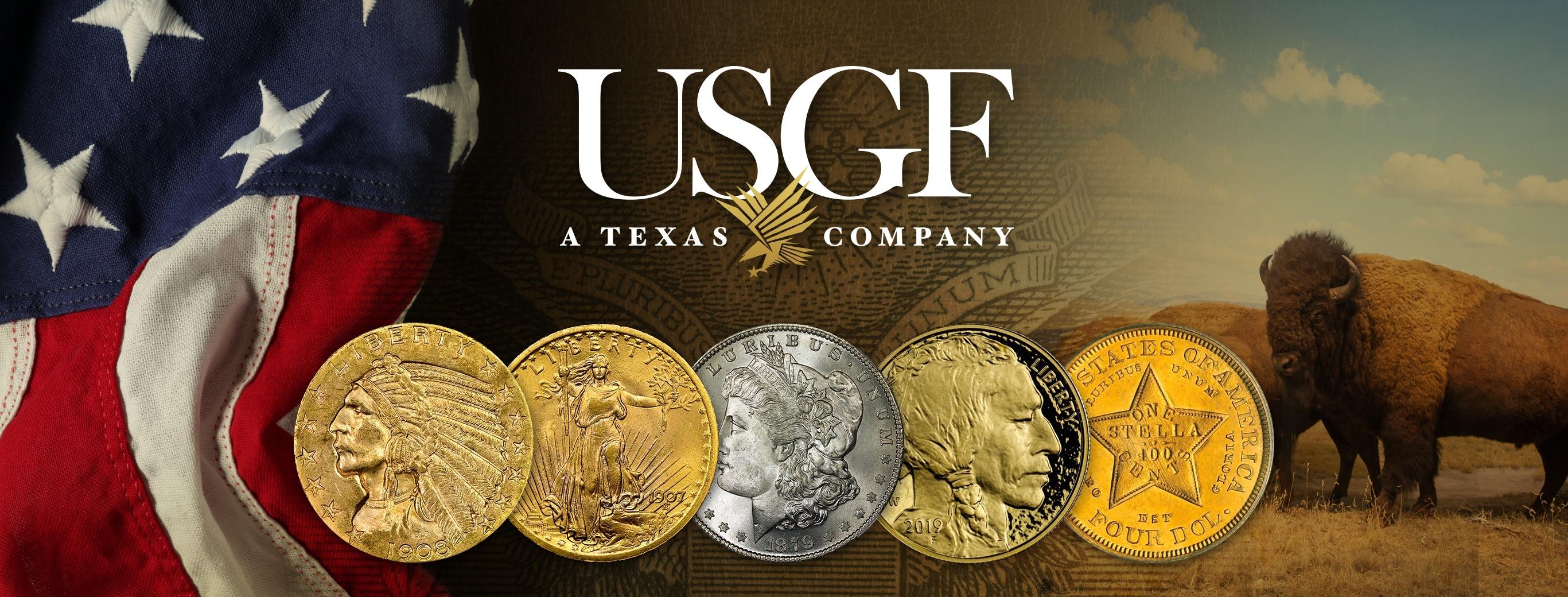 $20 Saint Gauden Gold Coins